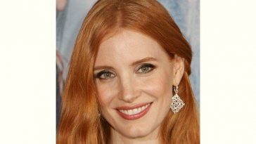 Jessica Chastain Age and Birthday