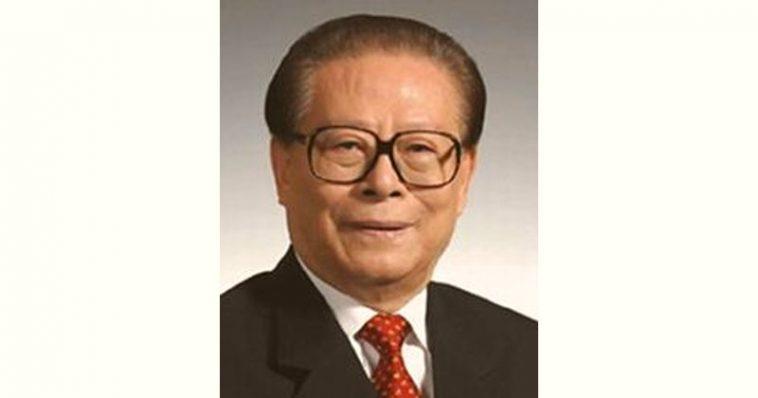 Jiang Zemin Age and Birthday