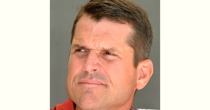 Jim Harbaugh Age and Birthday