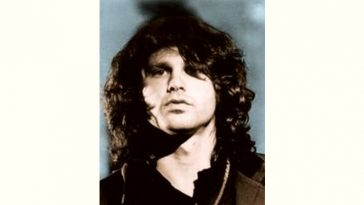 Jim Morrison Age and Birthday