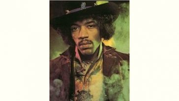 Jimi Hendrix Age and Birthday