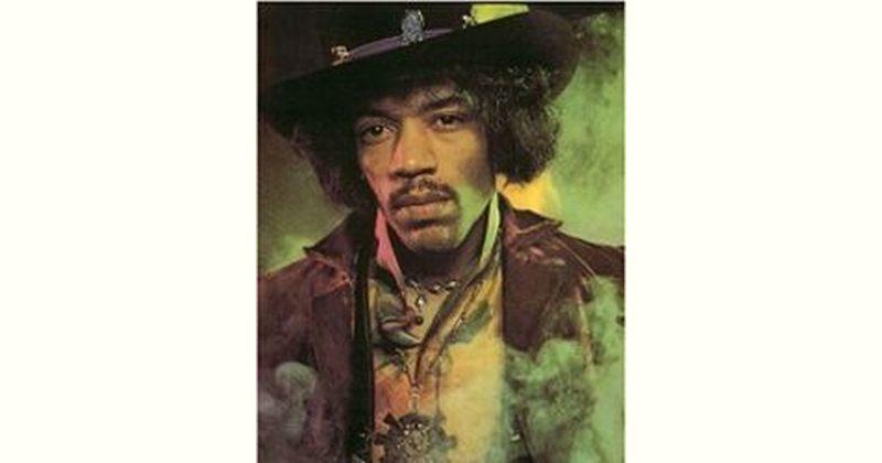 Jimi Hendrix Age and Birthday