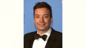 Jimmy Fallon Age and Birthday
