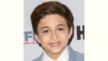 Jj Totah Age and Birthday