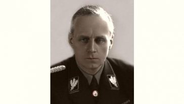 Joachim von Ribbentrop Age and Birthday