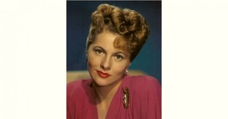 Joan Fontaine Age and Birthday
