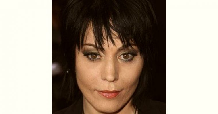 Joan Jett Age and Birthday