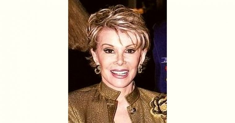Joan Rivers Age and Birthday