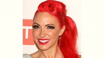 Jodie Marsh Age and Birthday