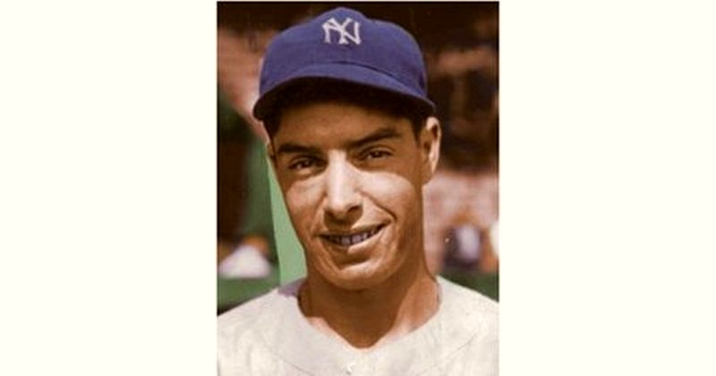 Joe DiMaggio Age and Birthday