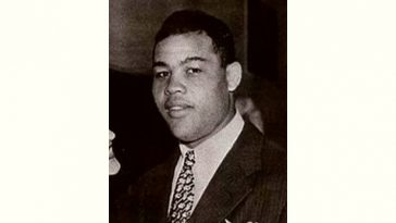 Joe Louis Age and Birthday