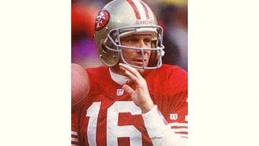 Joe Montana Age and Birthday