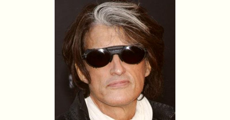 Joe Perry Age and Birthday