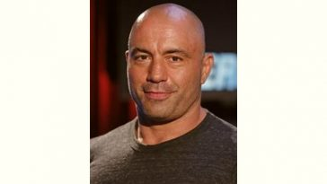Joe Rogan Age and Birthday