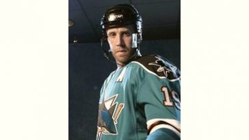 Joe Thornton Age and Birthday