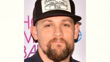 Joel Madden Age and Birthday