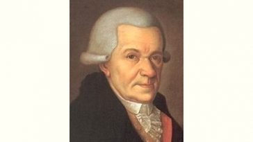 Johann Michael Bach Age and Birthday