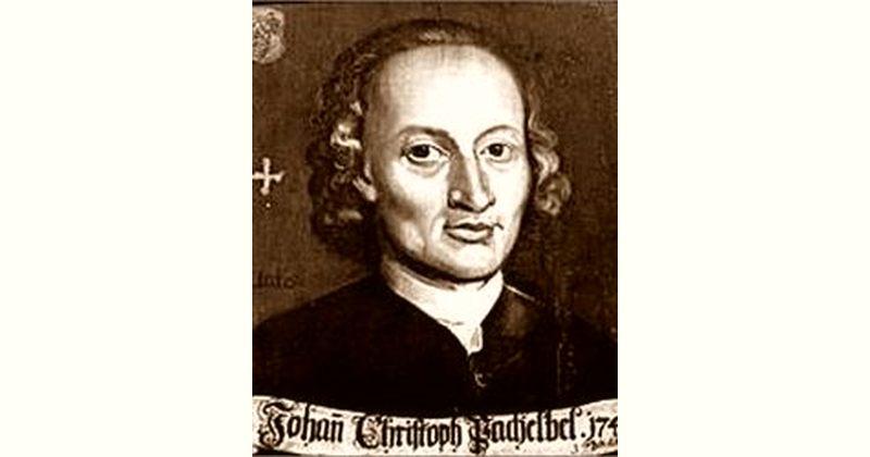 Johann Pachelbel Age and Birthday