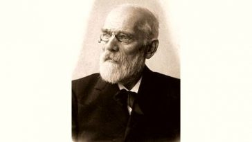 Johannes van der Waals Age and Birthday