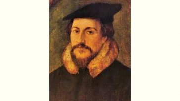 John Calvin Age and Birthday