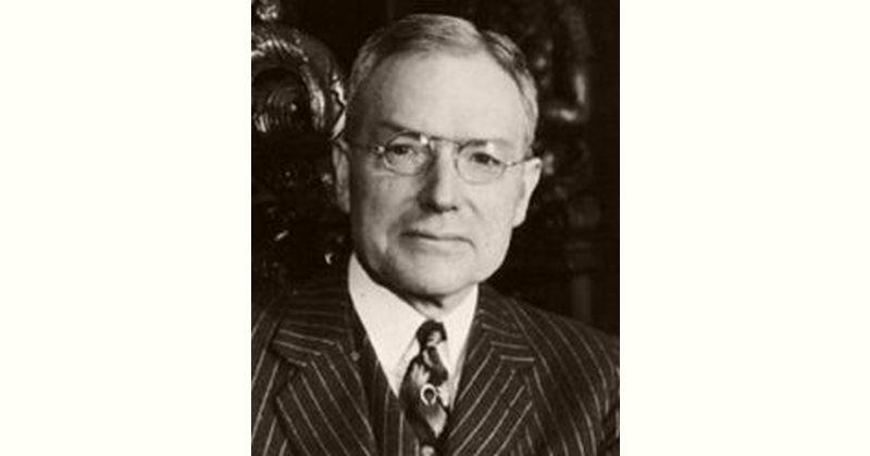 John D. Rockefeller Jr Age and Birthday