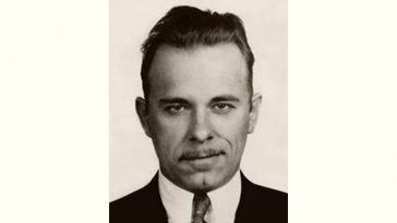 John Dillinger Age and Birthday