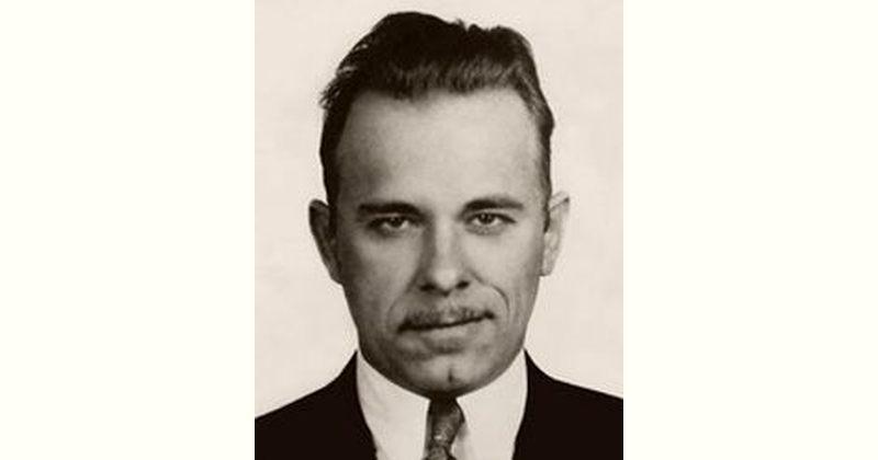 John Dillinger Age and Birthday