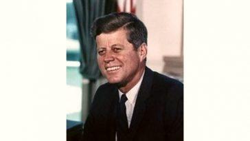 John F. Kennedy Age and Birthday