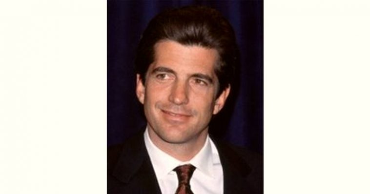 John F. Kennedy Jr. Age and Birthday
