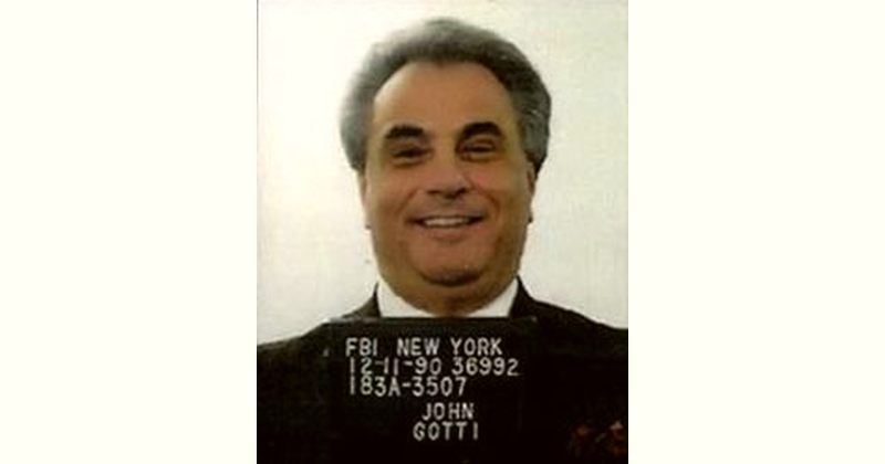 John Gotti Age and Birthday