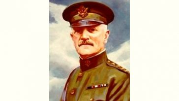 John J. Pershing Age and Birthday