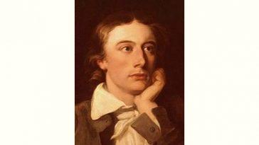John Keats Age and Birthday