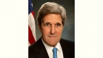 John Kerry Age and Birthday