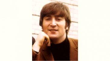 John Lennon Age and Birthday