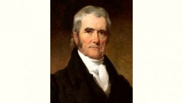 John Marshall Age and Birthday