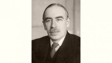 John Maynard Keynes Age and Birthday