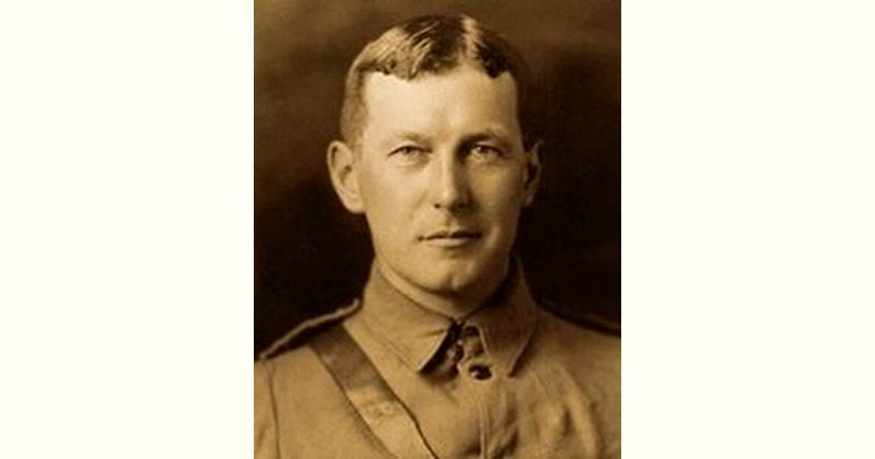John McCrae Age and Birthday