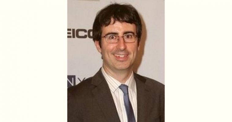John Oliver Age and Birthday
