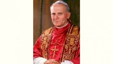 John Paul II Age and Birthday