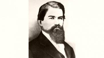 John Pemberton Age and Birthday