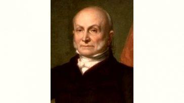 John Quincy Adams Age and Birthday