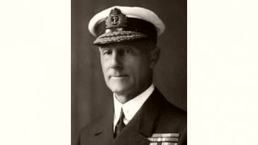 John Rushworth Jellicoe Age and Birthday