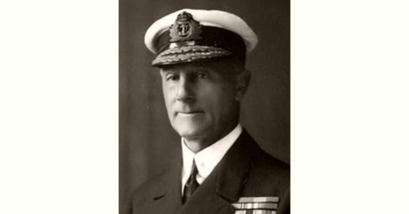 John Rushworth Jellicoe Age and Birthday