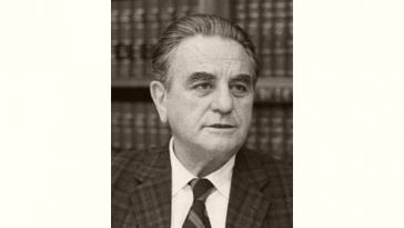 John Sirica Age and Birthday