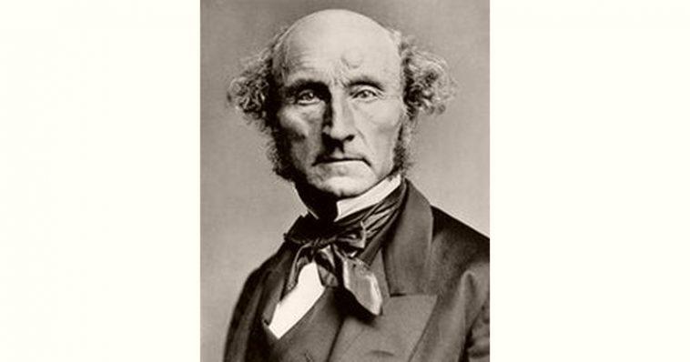 John Stuart Mill Age and Birthday