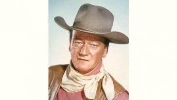 John Wayne Age and Birthday