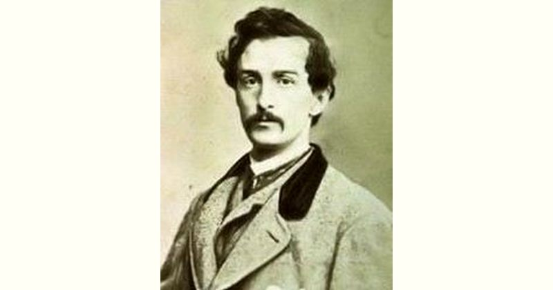 John Wilkes Booth Age and Birthday