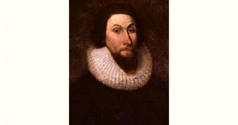 John Winthrop Age and Birthday