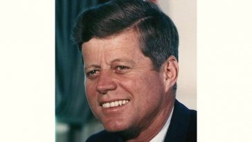 Johnf Kennedy Age and Birthday
