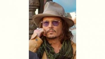 Johnny Depp Age and Birthday